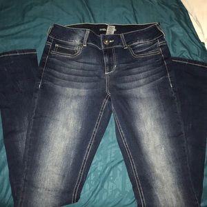 Maurices Jeans - Dark denim skinny jeggings